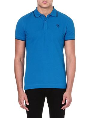 MCQ ALEXANDER MCQUEEN Logo polo shirt
