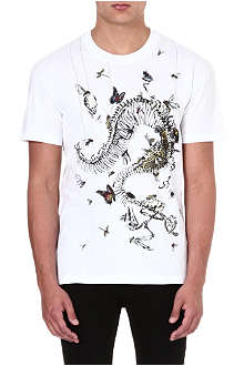 MCQ ALEXANDER MCQUEEN House of Horrors t-shirt