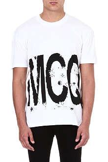 MCQ ALEXANDER MCQUEEN Pacman logo t-shirt