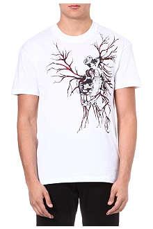 MCQ ALEXANDER MCQUEEN Heart print t-shirt