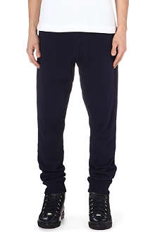 MCQ ALEXANDER MCQUEEN Logo-embroidered jogging bottoms