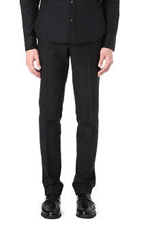 MCQ ALEXANDER MCQUEEN Slim-fit tailored trousers