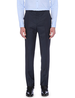 MCQ ALEXANDER MCQUEEN Classic slim-fit trousers