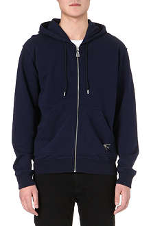 MCQ ALEXANDER MCQUEEN Zip-through hoody