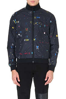 MCQ ALEXANDER MCQUEEN Video Game print bomber jacket