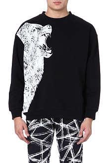 MCQ ALEXANDER MCQUEEN Wolf print sweatshirt