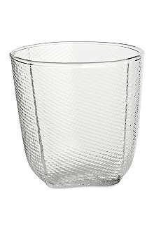 HAY Tela small tumbler glass