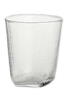 HAY Tela medium tumbler glass