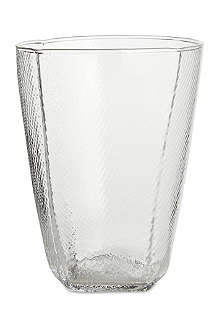HAY Tela large tumbler glass