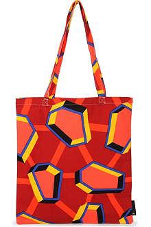 HAY Geometric tote bag