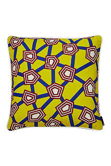 HAY Penta print set of two cushions