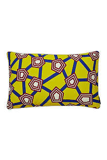 HAY Penta print set of two cushions