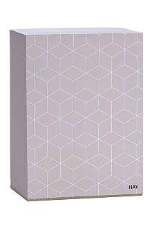 HAY Tower Block paper cube
