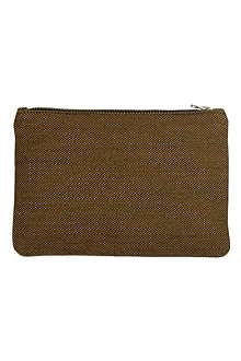 HAY Large zip purse