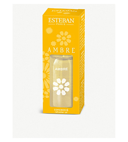 ESTEBAN Ambre refresher oil