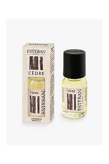 ESTEBAN Cedre refresher oil
