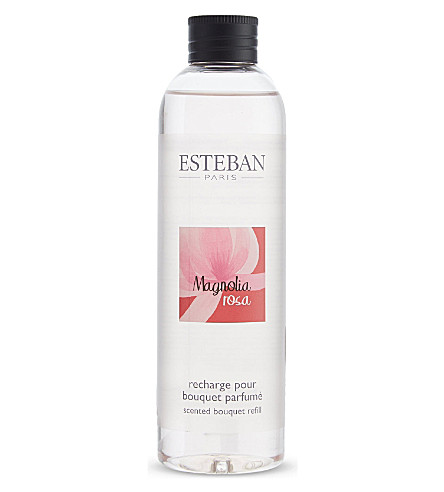 ESTEBAN Magnolia Rosa scented bouquet refill 250ml