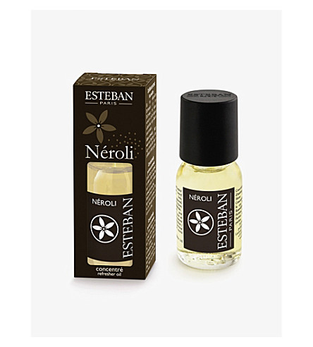 ESTEBAN Néroli refresher oil 15ml