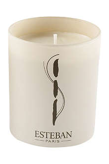 ESTEBAN Orchidee Blanche scented candle
