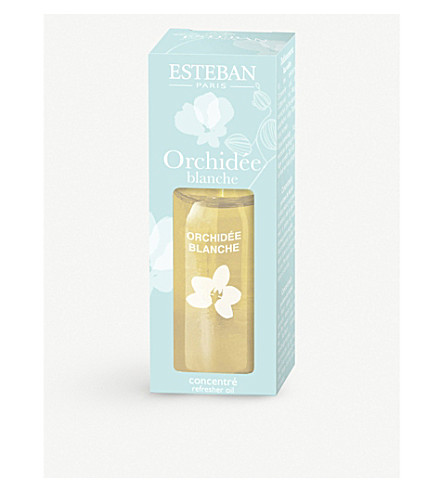 ESTEBAN Orchidee Blanche referesher oil