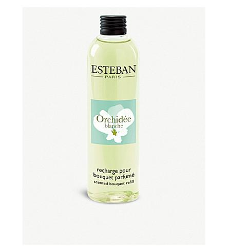ESTEBAN Orchidee blanche scented refill