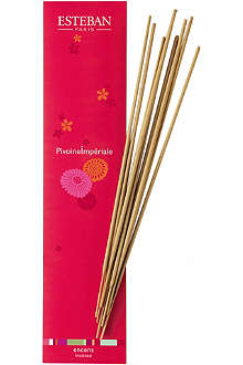 ESTEBAN Pivoine Imperiale incense sticks