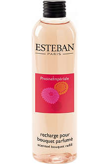 ESTEBAN Pivoine Imperiale scented bouquet refill 250ml