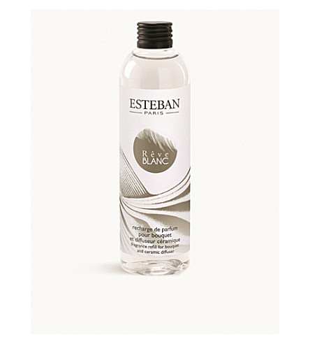 ESTEBAN Reve Blanc scented diffuser refill 250ml