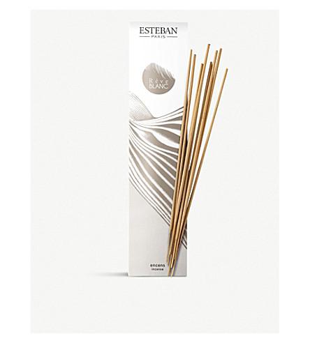 ESTEBAN Reve Blanc bamboo sticks