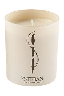 ESTEBAN Santal scented candle