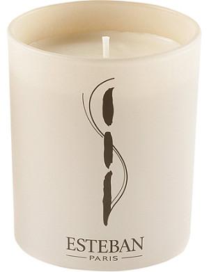 ESTEBAN Santal scented candle