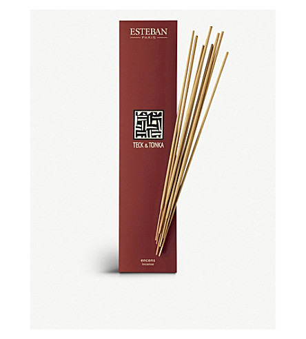 ESTEBAN Teck and Tonka bamboo sticks