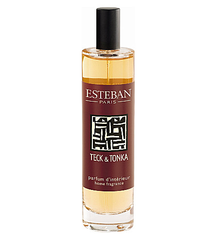ESTEBAN Teck and Tonka discovery mini spray 50ml