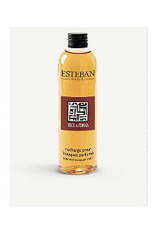 ESTEBAN Teck and Tonka scented bouquet refill 250ml