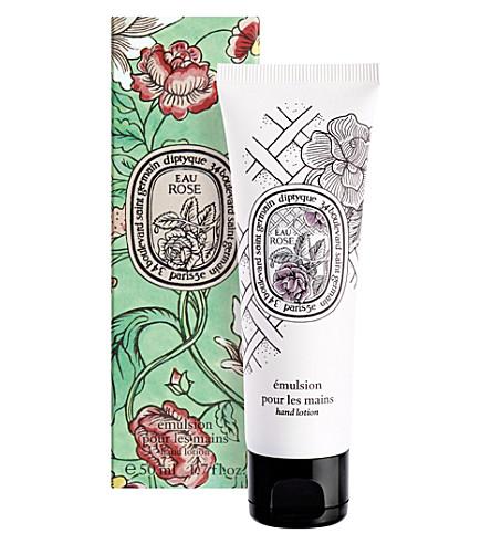 DIPTYQUE Eau Rose hand cream 50ml
