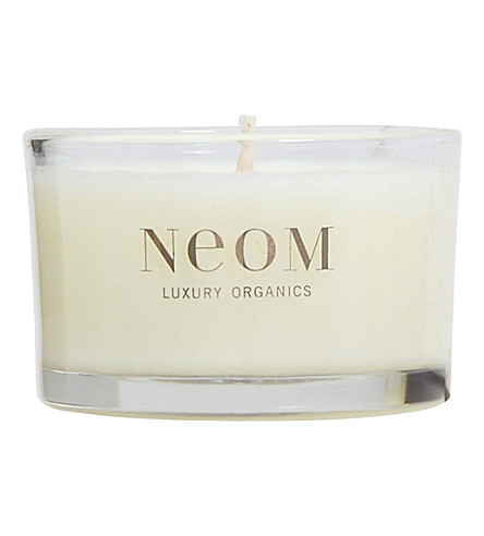 NEOM LUXURY ORGANICS Tranquillity one-wick candle