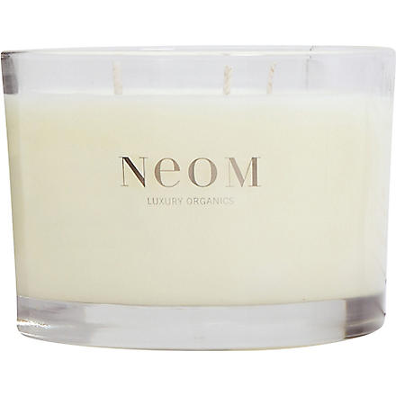 NEOM LUXURY ORGANICS Inspiration three-wick candle