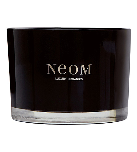 NEOM LUXURY ORGANICS Sensuous three-wick candle