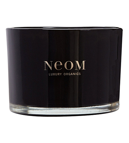 NEOM LUXURY ORGANICS Love limited edition three-wick candle
