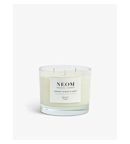 NEOM LUXURY ORGANICS Tranquillity home candle