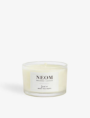 NEOM LUXURY ORGANICS Happiness travel candle