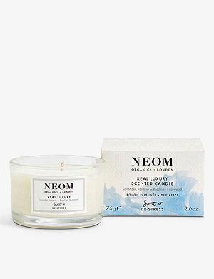NEOM LUXURY ORGANICS Real luxury travel candle