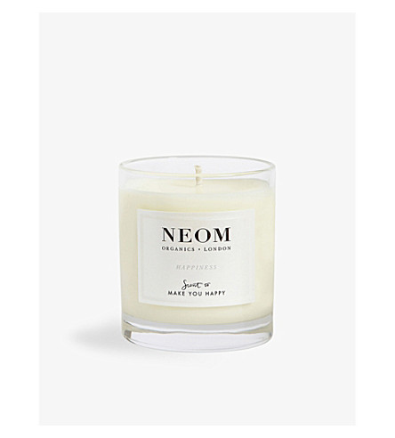 NEOM LUXURY ORGANICS Happiness standard candle