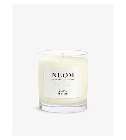 NEOM LUXURY ORGANICS Real luxury standard candle