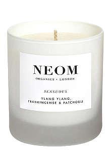 NEOM LUXURY ORGANICS Sensuous standard candle