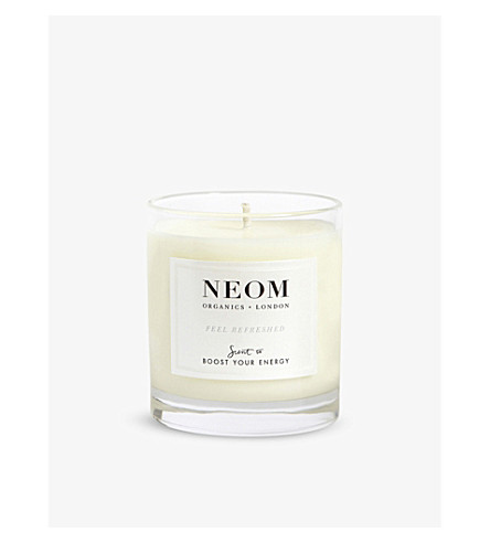 NEOM LUXURY ORGANICS Feel refreshed standard candle