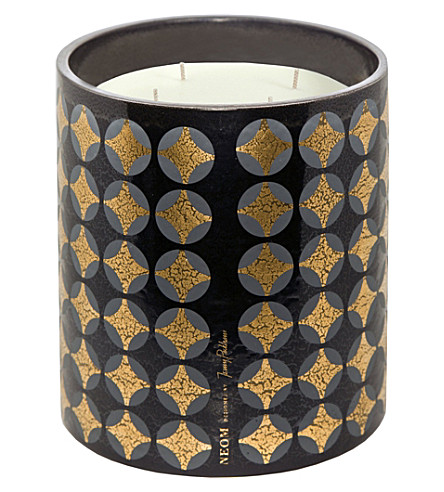 NEOM LUXURY ORGANICS Real Luxury Jenny Packham candle 2000g