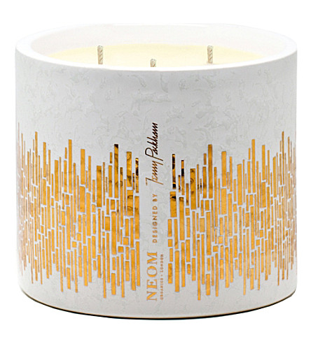 NEOM LUXURY ORGANICS Real Happiness Jenny Packham candle 390g