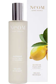 NEOM LUXURY ORGANICS Refresh organic room mist 100ml