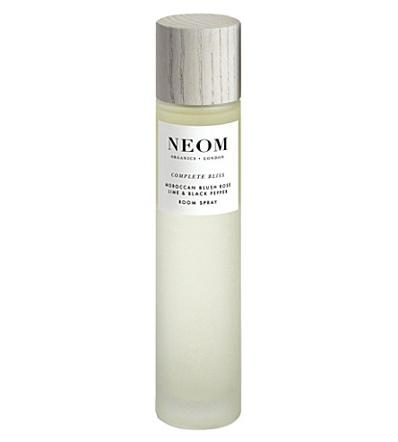NEOM LUXURY ORGANICS Complete bliss room spray 100ml